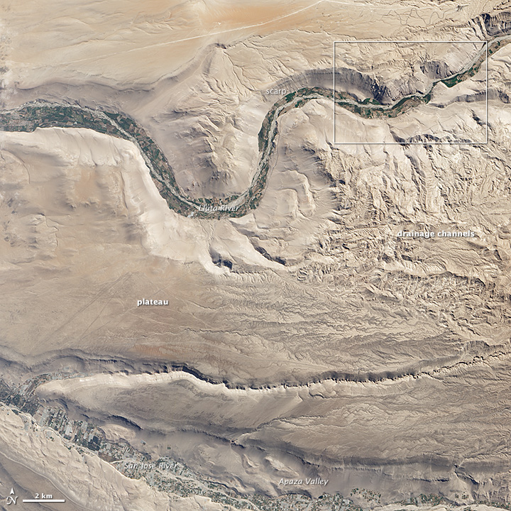 Lluta River, Chile - related image preview