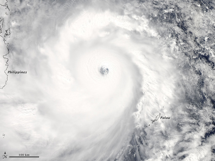 Super Typhoon Haiyan