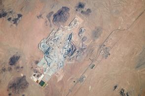 Rio Tinto Borax Mine