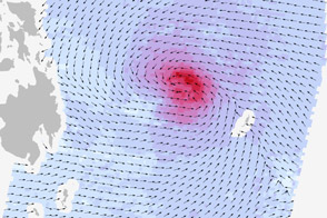 Assessing Haiyan's Winds - selected image