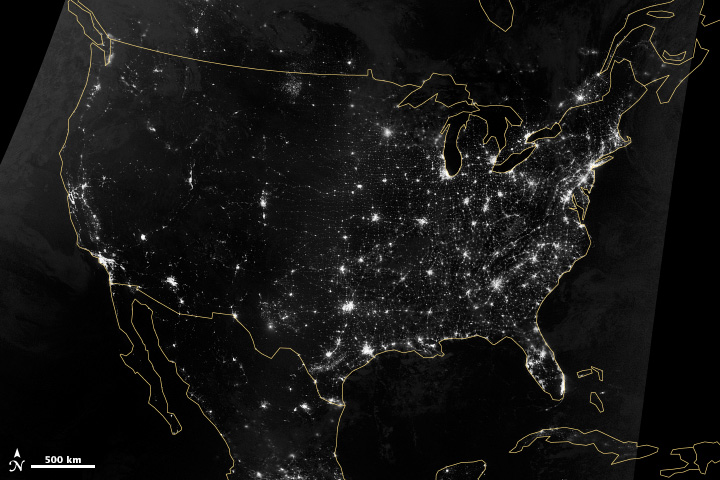 Lighting the Paths Across the U.S. - related image preview