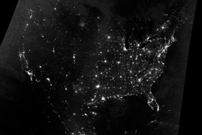 Lighting the Paths Across the U.S. - selected image