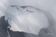 Major Iceberg Cracks off Pine Island Glacier