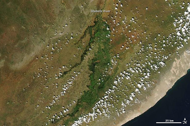 Floods in Somalia