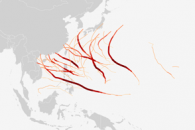 A Tale of Two Cyclone Seasons