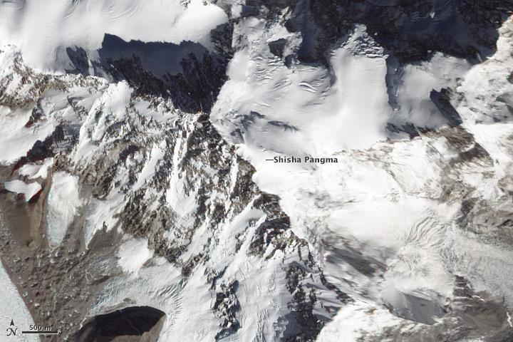 Shisha Pangma - related image preview