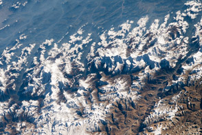Annapurna and Manaslu - selected image