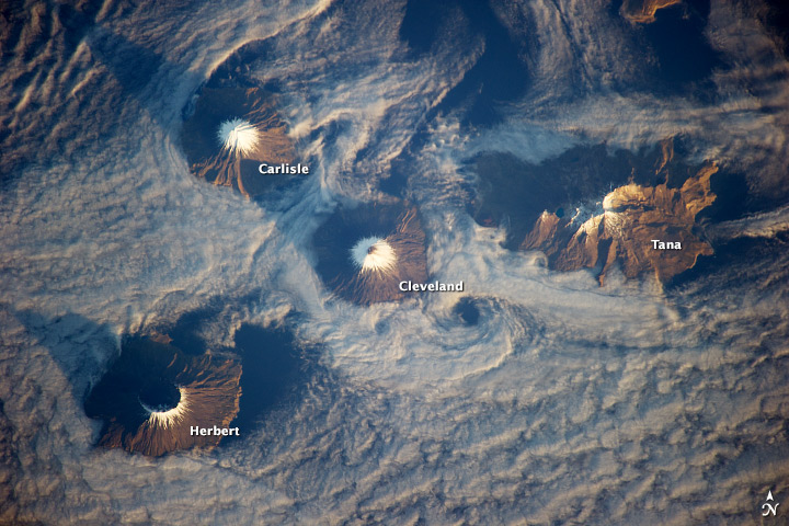 Islands of the Four Mountains