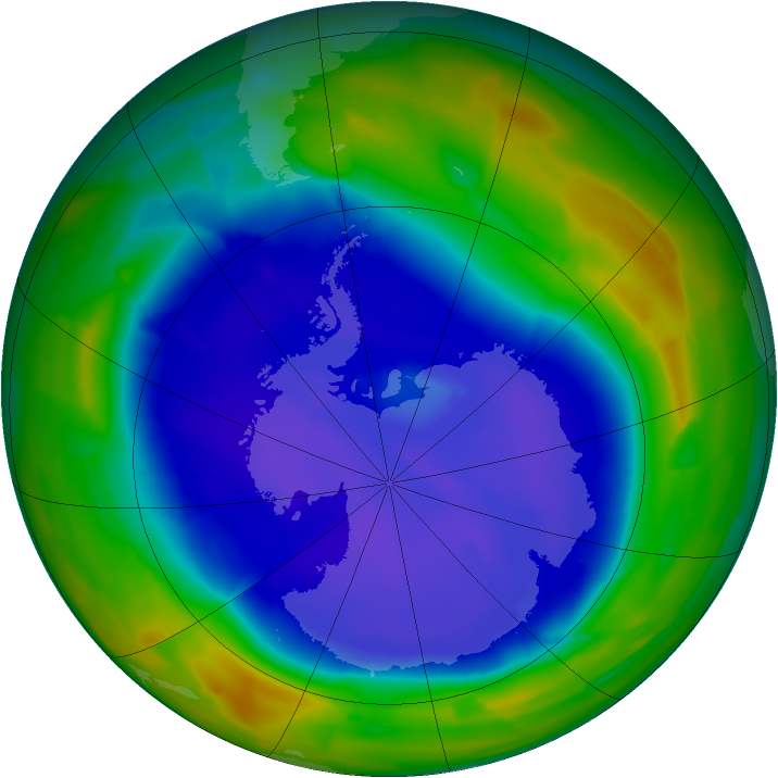 nasa ozone hole - photo #23
