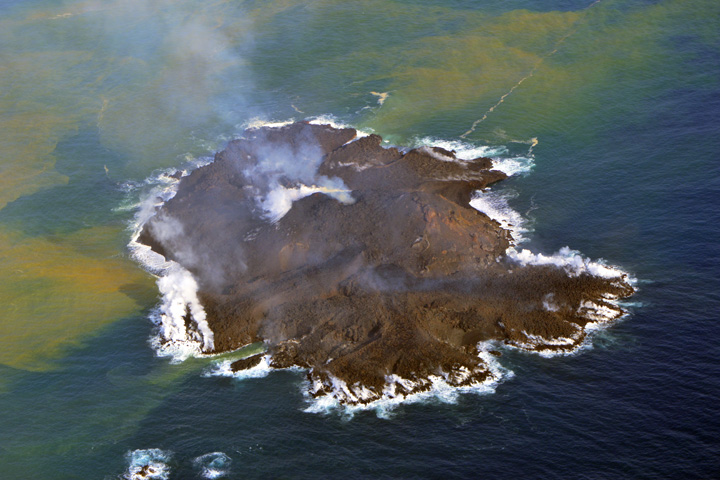 New Island in the Ring of Fire - related image preview