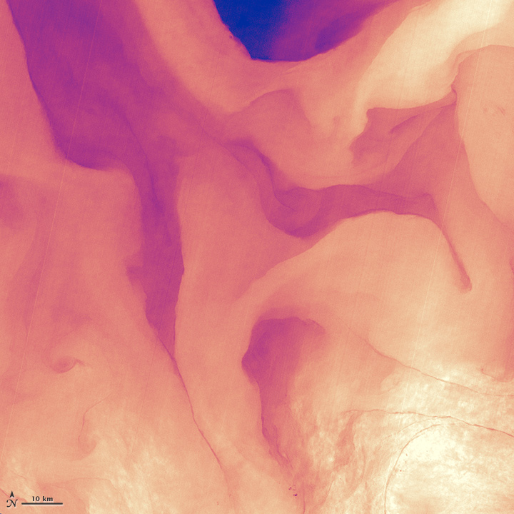 A Lava Lamp Look at the Atlantic - related image preview