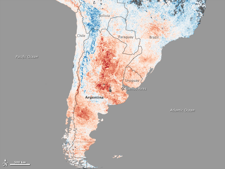 Heat Wave in Argentina - related image preview