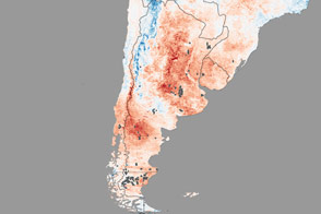 Heat Wave in Argentina - selected image