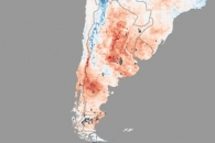 Heat Wave in Argentina