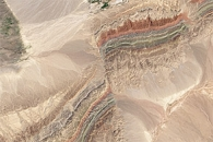 Faults in Xinjiang