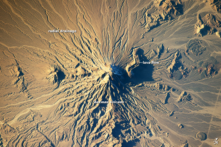 Bazman Volcano, Iran - related image preview