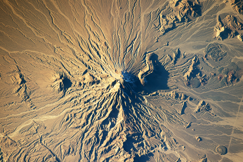 Bazman Volcano, Iran - related image preview
