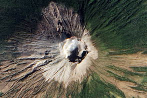 Fresh Ash on San Miguel Volcano - selected image