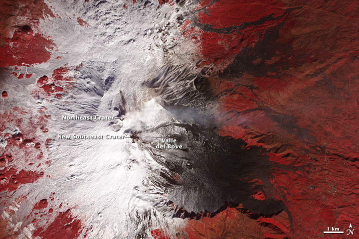 Mount Etna Gears Up - related image preview