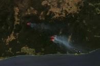 Bushfires in Victoria, Australia