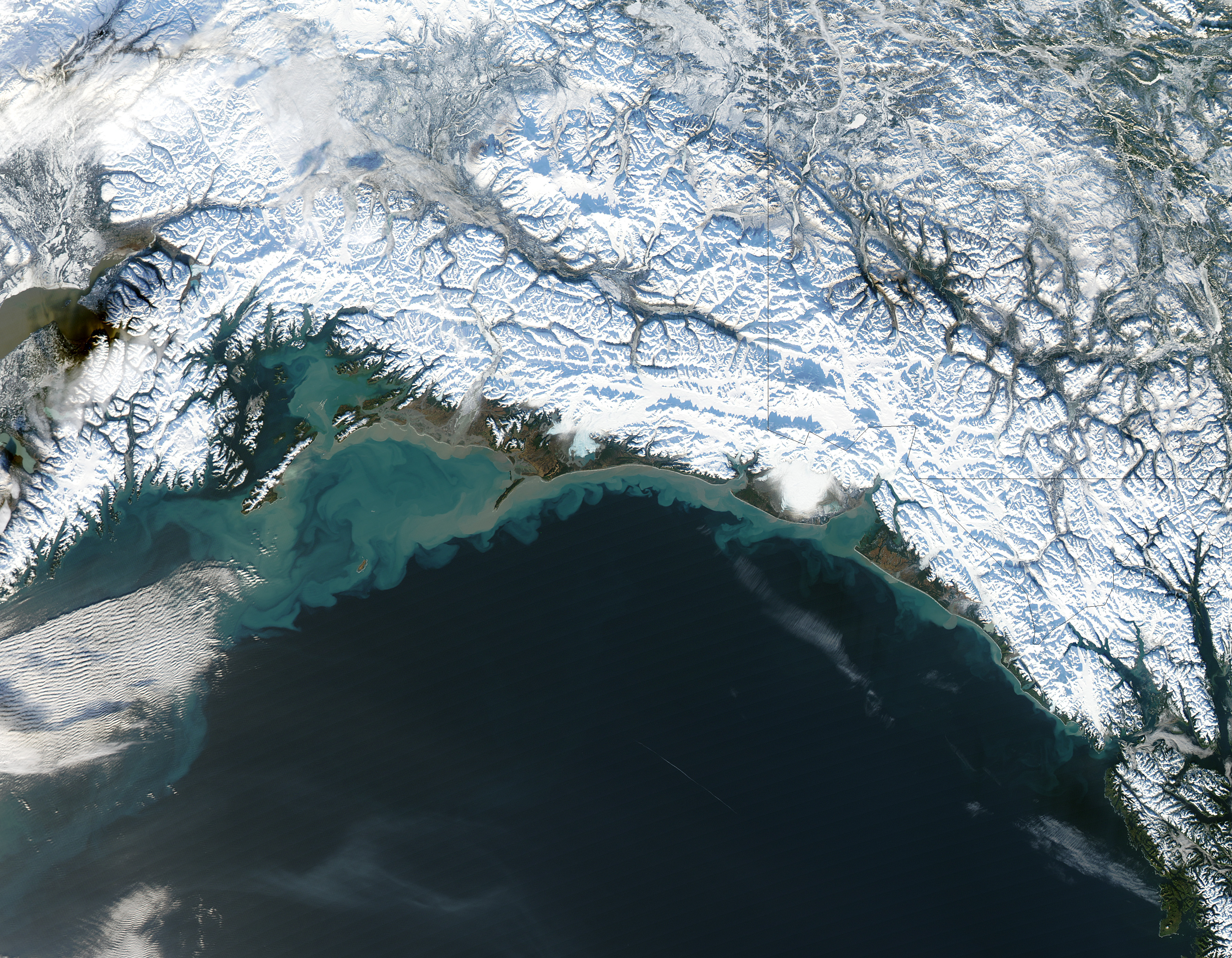 Port Alsworth Alaska Map.Winter Heat Swamps Alaska