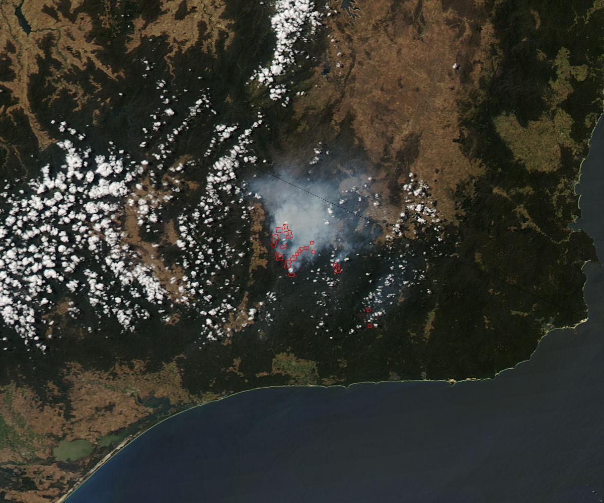 Bushfires in Victoria, AustraliaSubscribe