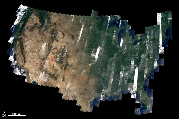 Landsat 8's First Year - related image preview