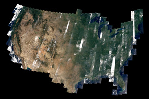 Landsat 8's First Year - selected image