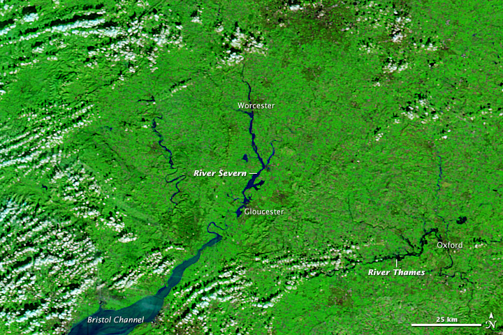 Floods in the United Kingdom