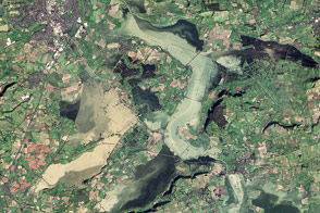 Somerset Levels Swamped