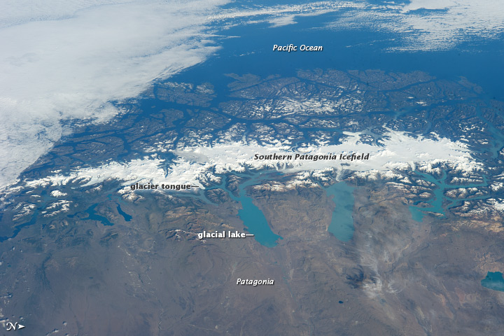 Southern Patagonia Ice Field - related image preview