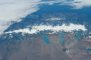 Southern Patagonia Ice Field - selected image
