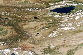 Issyk Kul, Kyrgyzstan - selected image