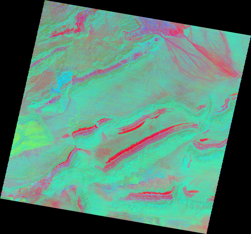 Mapping Minerals with Light - related image preview