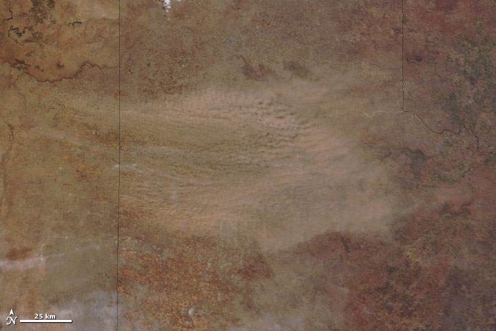 Dust Storm Blows Across Texas - related image preview