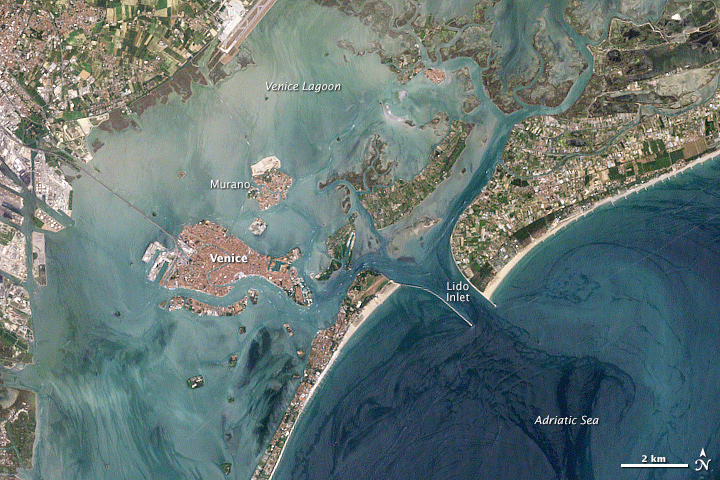 Parting the Sea to Save Venice - related image preview