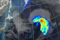 First Images from the Global Precipitation Measurement Mission