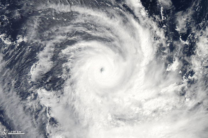Tropical Cyclone Gillian