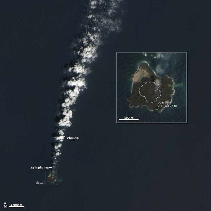 """New"" Pacific Island Consumes Its Neighbor - related image preview"