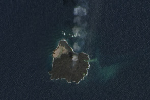 """New"" Pacific Island Consumes Its Neighbor - selected image"