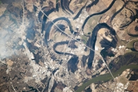 Arkansas River Meanders