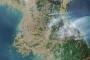Fires in North Korea