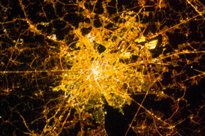 Brussels and Antwerp at Night - selected image