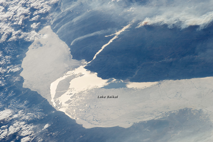Melting Ice on Lake Baikal - related image preview