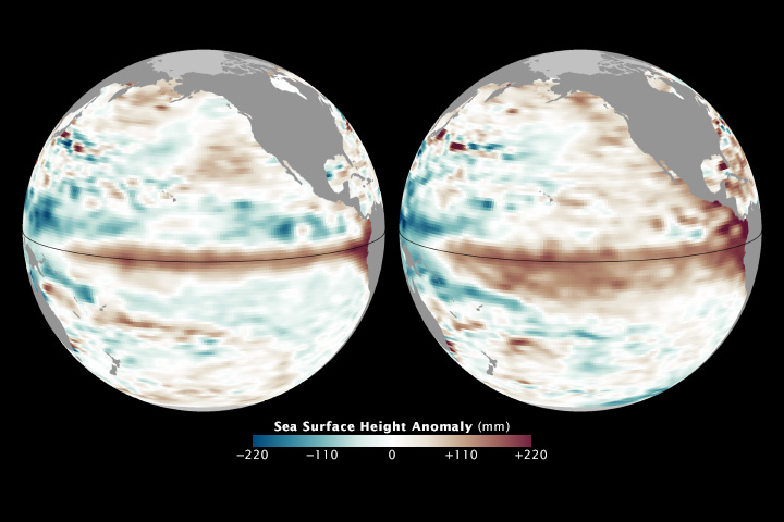 Is El Niño Developing?  - related image preview