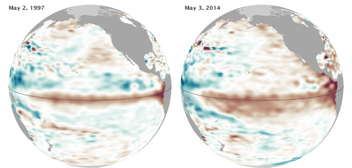 Is El Niño Developing?