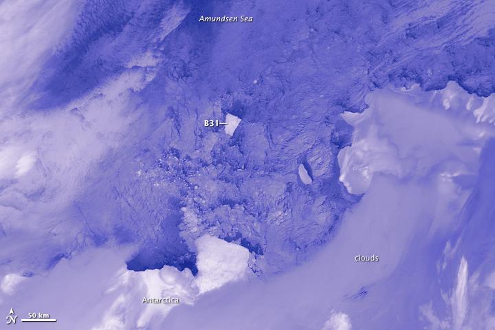 B31 Iceberg in Darkness