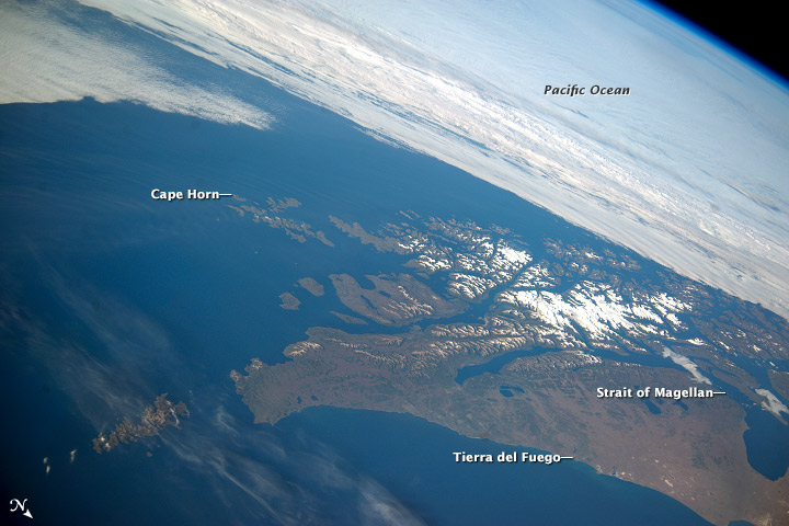 Tierra del Fuego and Cape Horn
