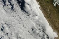 Ocean Clouds Meet Peru