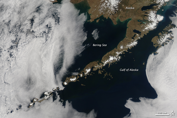 The Aleutian Islands